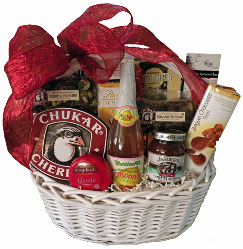 The Gift Basket Los Angeles - Serving Los Angeles, Beverly Hills ...